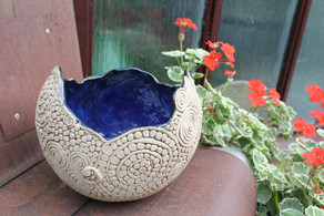Round coil bowl