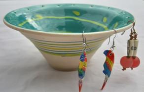 Earing bowl 16 c.m