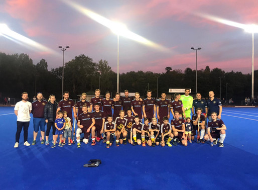 Men's 1s claim 3 points in first Premier League game!