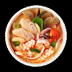 Seafood mísa