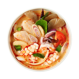 Meeresfrüchte Bowl