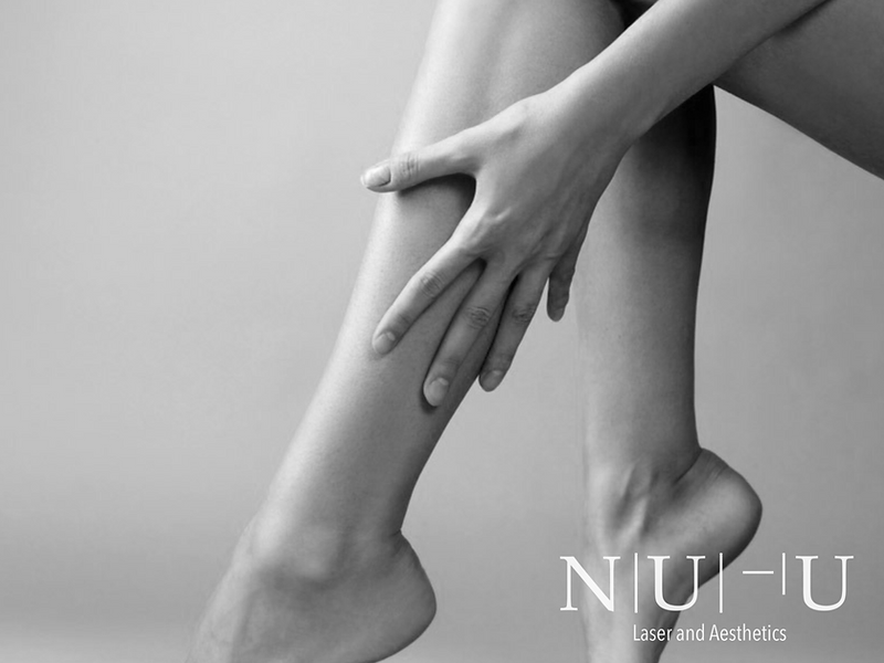 An image of a woman's smooth legs - IPL laser hair removal NU-U laser and aesthetics clinic Hebden Bridge, West Yorkshire Manchester Todmorden Halifax Leeds
