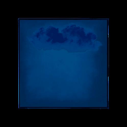 Cumulus Large Canvas Art