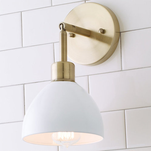 Young House Love Single Sconce