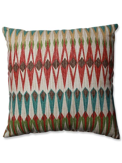 Multi-color Linen Pillow