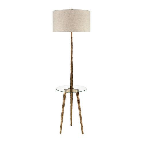 Timbuktu Floor Lamp + Table Combo