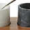 Thumbnail: Mango Wood + Marble + Brass Serving Set