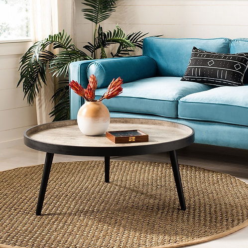 Fritz Transitional-Style Coffee Table