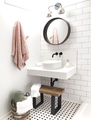 Basement Guest Bath