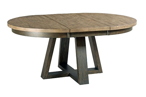 Solid Wood Kincaid Table w/ Expandable Leaf