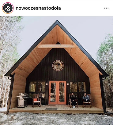 carpenter's cabin