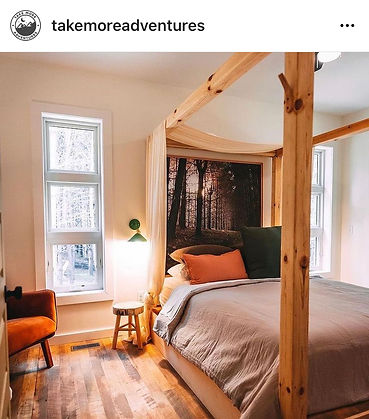 @takemoreadventures carpenter's cabin.jp