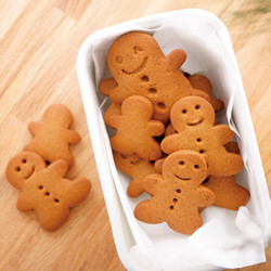 One for One_gingerbread man