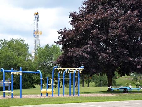 Fracking Near Schools!