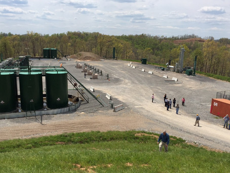 Natural Gas Processing Plants to Report Toxic Pollution?