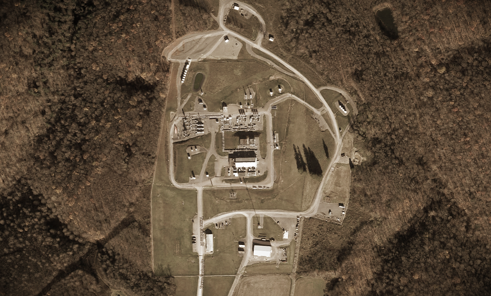 Accident Compressor Station