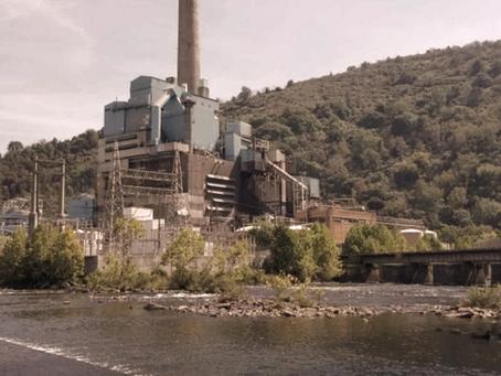 Luke Paper Mill Facing Environmental Suit