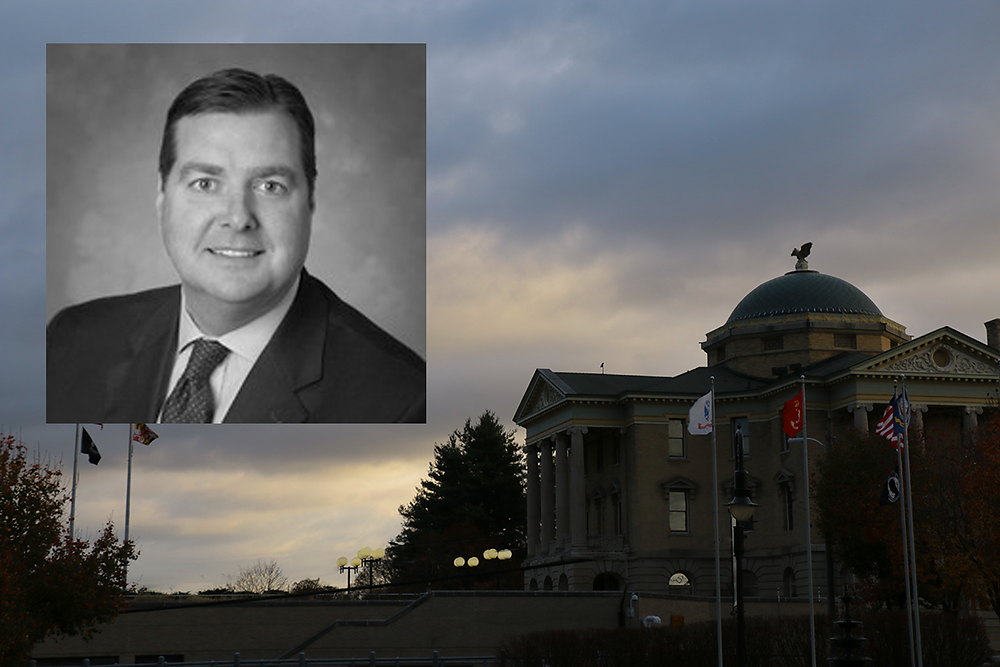 Michael Hough, Garrett County Economic Development Director