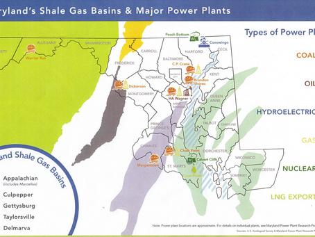 Fracking My Maryland