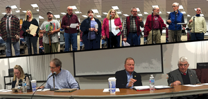 Pre-legislative Meeting 12/03/18