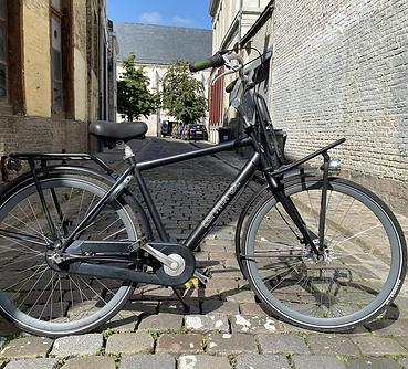 Vélo Hollandais Cortina U1