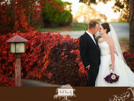Romantic Fall Outdoor Wedding - Catta Verdera Wedding Florist