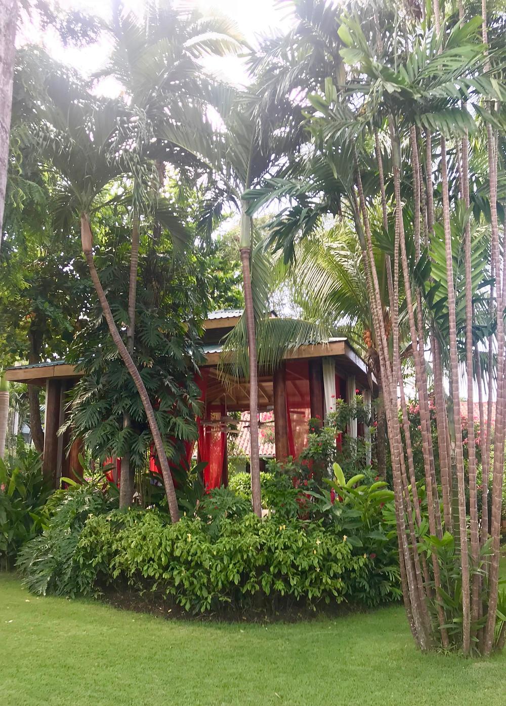 Sandals Royal Barbados Yoga Pavilion - outside