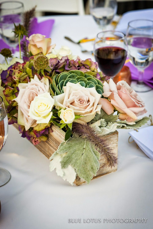 Lake Tahoe rustic elegant wedding | Flowers by Visual Impact Design | Blue Lotus Photography