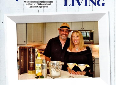 We're Featured in 'Paradise Living' Magazine!
