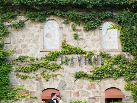 Wine Country Wedding Florist: Katherine + John