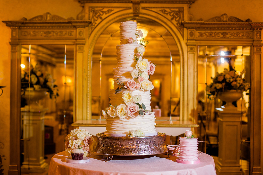overview of wedding cake