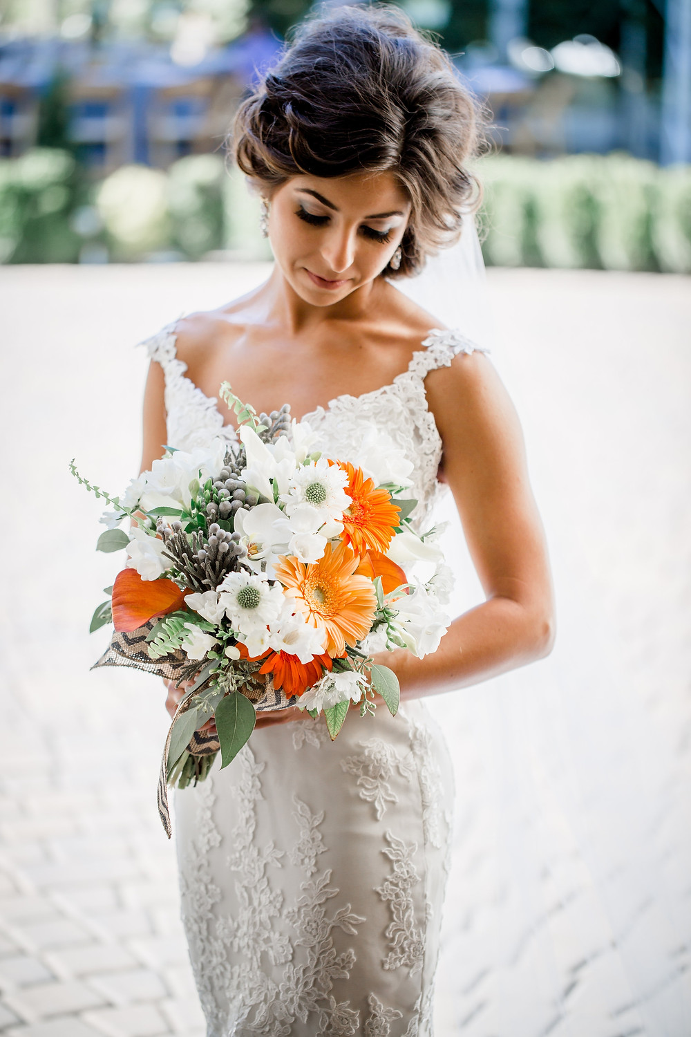 Bouquet by Visual Impact Design | Amanda Collins Photography
