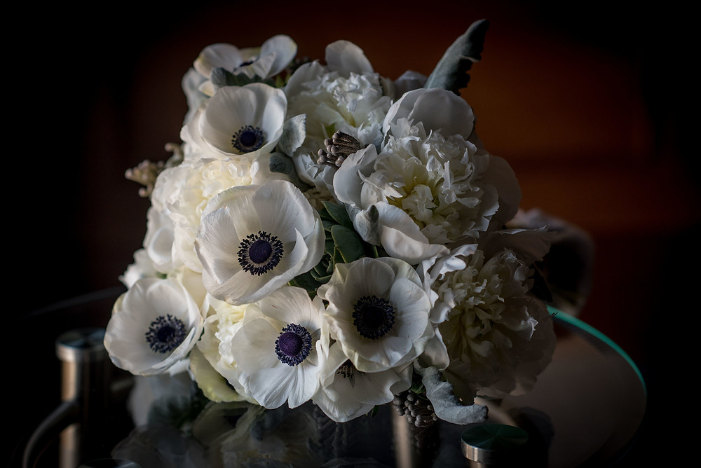 Bridal bouquet by Visual Impact Design | Wendy Hithe Photo