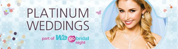Visual Impact Design is featured on We TV's Platinum Weddings - season 4