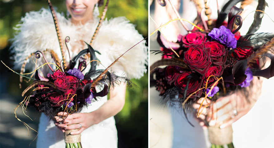 Bouquet by Visual Impact Design | Charleston Churchill Photography