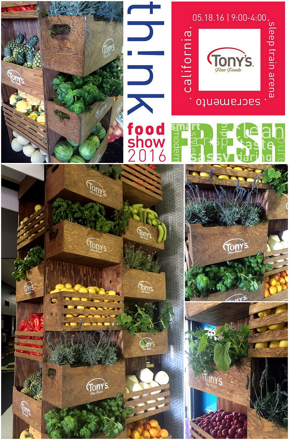 th!nk Fresh Food Show 2016