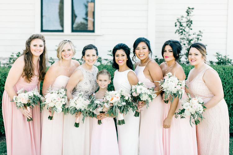 Bouquets by Visual Impact Design | Vienna Glenn Photography