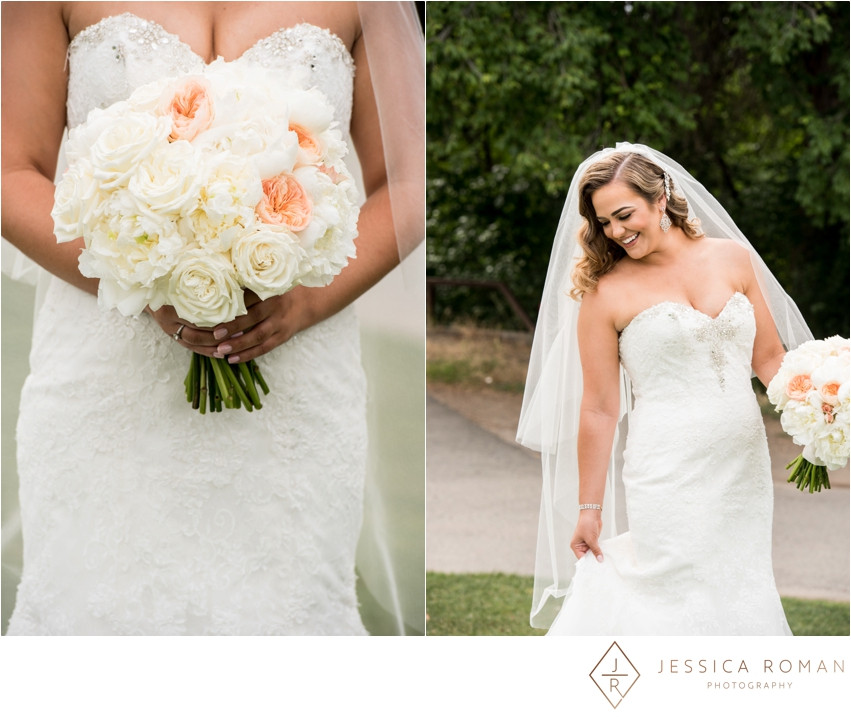Bridal Bouquet by Visual Impact Design | Jessica Roman Photography