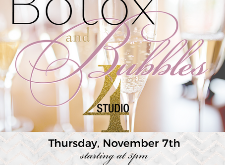 November Special Event:  Botox & Bubbles