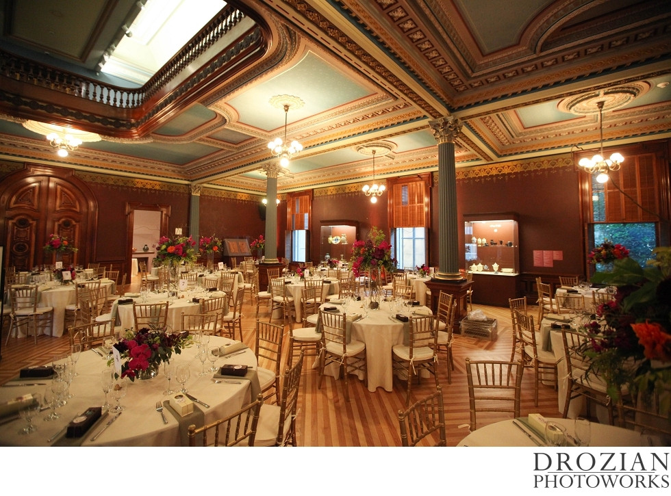Crocker Art Museum Wedding | Flowers by Visual Impact Design | Drozian Photoworks