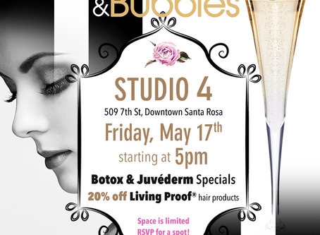 Special Event: Botox & Bubbles