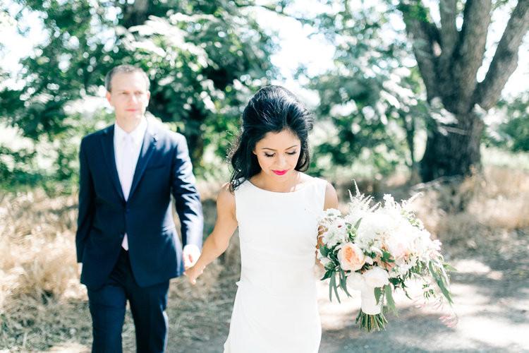 Bridal Bouquet by Visual Impact Design   Vienna Glenn Photography