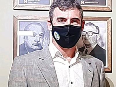 JAVIER ENRICO, PRESIDENTE COMUNAL DE FRANCK, SOLICITÓ LA PRESENCIALIDAD EN LAS ESCUELAS