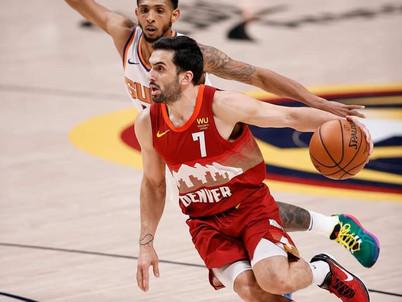 CAMPAZZO Y DENVER NUGGETS FUERA DE LOS PLAYOFFS DE LA NBA