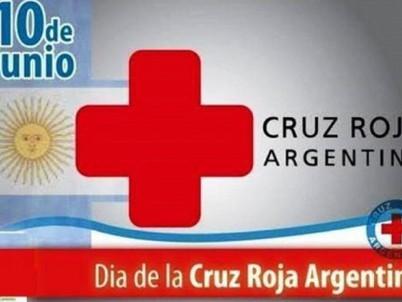 LA CRUZ ROJA ARGENTINA CUMPLE 141 AÑOS