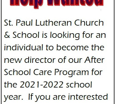 ASC Director Needed!