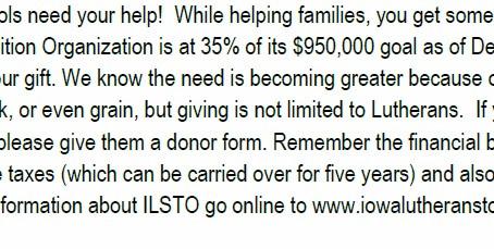 ILSTO Needs You!