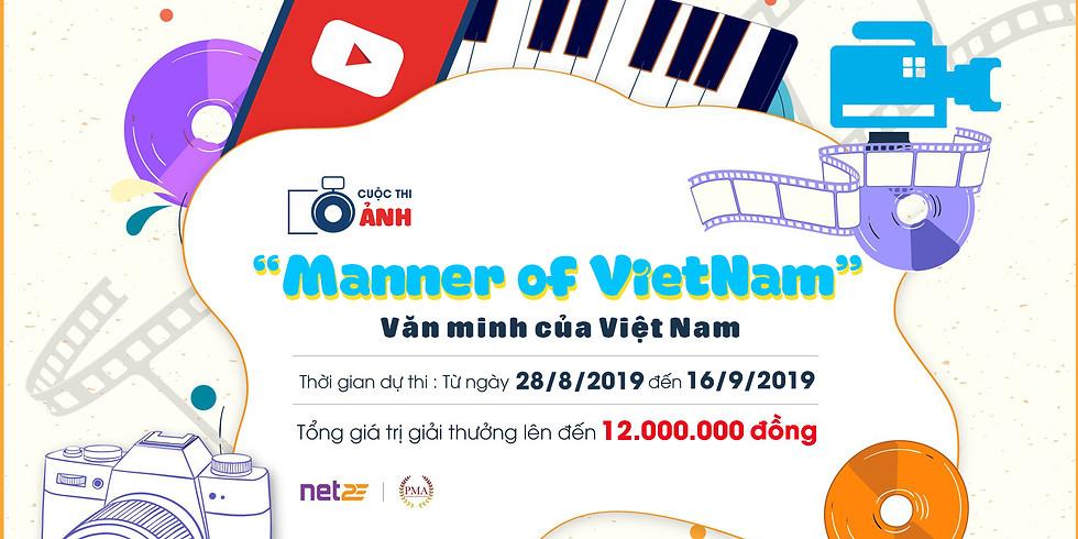 Manner of Vietnam Photo festival