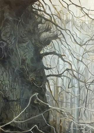 Oak in the Tangled Wood