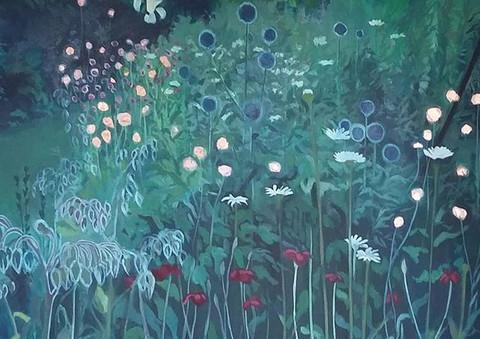 'The Garden' detail